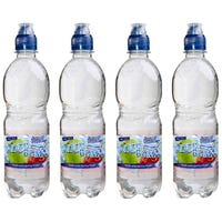Aqua Roma Spring Water Apple and Raspberry 4 Pack