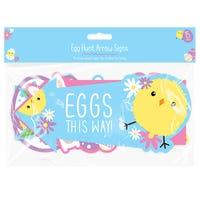 Easter Egg Hunt Arrows 15 Pack