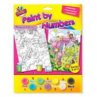Artbox Childrens Magical Edition Paint By Numbers