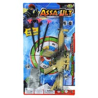 Assault Dart Gun and Accessories