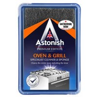 Astonish Paste Oven and Grill Cleaner and Sponge 250g
