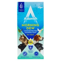 Astonish Super Concentrated Disinfectant Morning Dew Pet 500ml