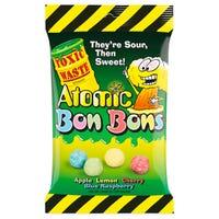 Toxic Waste Atomic Bon Bons Sour Candy 150g