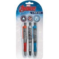 Avengers Pen Set 3 Pack