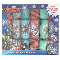 Marvel Avengers Assemble Crackers 6x9