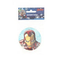Marvel Avengers Assemble Strung Gift Tags 10 Pack