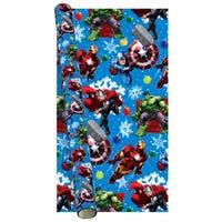 Avengers Christmas Gift Wrap 4m