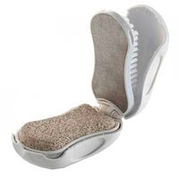 Avon Compact Pedicure Foot File 4 Piece