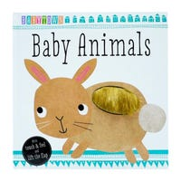 Babytown Baby Animals Book