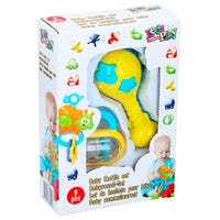Baby Rattle Set Assorted