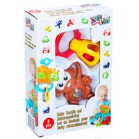 Baby Rattle Set in Monkey Design Assorted