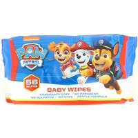 Paw Patrol Baby Wipes 56 Pack