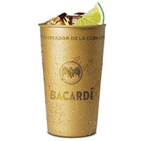 Bacardi Gold Cocktail Jar 350ml