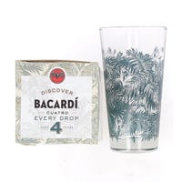 Bacardi Glass