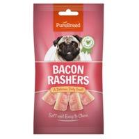 Pure Breed Bacon Rashers 160g