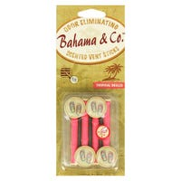 Bahama and Co Vent Stick Air Freshener in Tropical Breeze 4 Pack