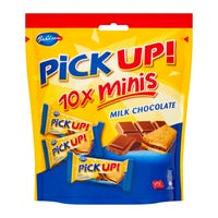 Bahlsen Pick Up! Minis Milk Chocolate 106g
