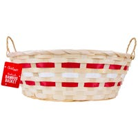 Bamboo Basket Neutral