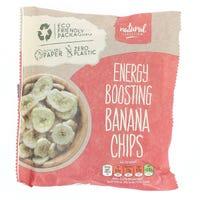 Natural Selection Banana Chips 125g