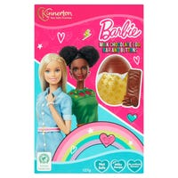 Kinnerton Barbie Milk Chocolate Egg 62g