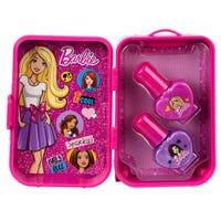 Barbie Mini Trolley Nail Set