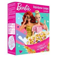 Barbie Rainbow Loops Cereal 200g