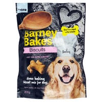 Barney Bakes Biscuit Mix for Dogs 200g