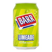 Barr Limeade 330ml
