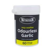 Basic Nutrition Odourless Garlic 60 Tablets