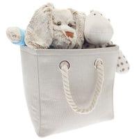 Collapsible Storage Bag Cream