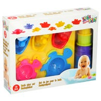 Bath Toys Play Set 14 Piece