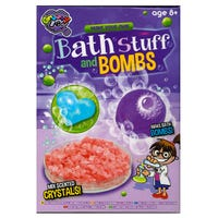 Groovy Labz Science Set in Bath Stuff and Bombs