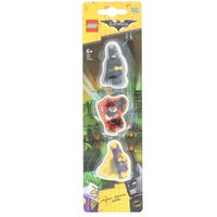 Lego Batman Movie Character Erasers Assorted