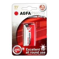 * AGFA Battery 9V