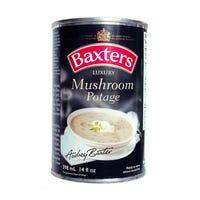 Baxters Wild Mushroom Potage Soup 400g
