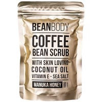 Bean Body Manuka Honey Coffee Scrub 100g