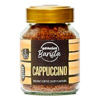 Beanies Cappuccino Barista Freeze Dried Coffee 50g