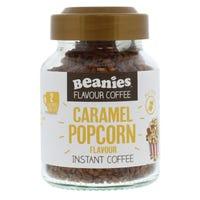 Beanies Caramel Popcorn Coffee 50g