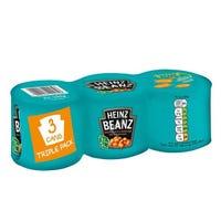 Heinz Baked Beans Triple Pack 3 x 200g