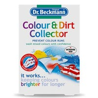 Dr Beckmann Colour and Dirt Collector 10 Pack