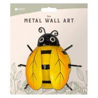 Metal Bee Wall Decoration