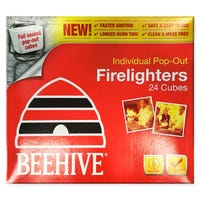 Beehive Firelighters 24 Pack