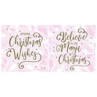 Magical Christmas Cards 12 Pack