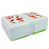 Bello Lunch Box in Owl Print