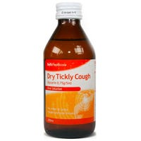 Bells Dry Tickly Cough 200ml