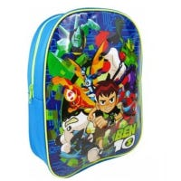 Ben 10 Arch Backpack