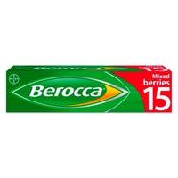 Berocca Mixed Berries 15 Tablets