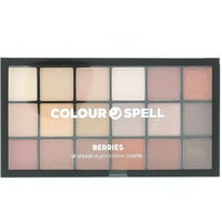 Colour Spell Berries 18 Shade Eye Shadow Palette