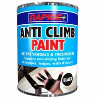 Black Anti Climb Paint 500ml