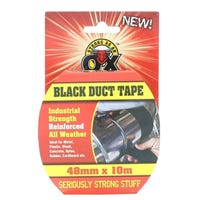 Black Duct Tape 48mmx10m